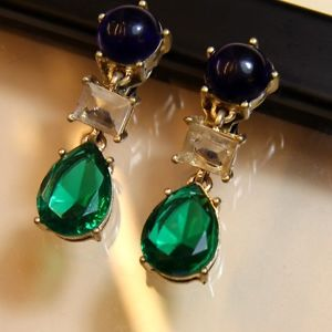 【送料無料】ピアス ピアス ピアス ohrringe clip ohrhnger blau grn tropf original ehe geschenk yw8