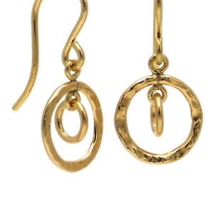 【送料無料】ピアス フェミニンチャーミングフープスタイルピアス kゴールドfeminin amp; charmant ohrringe im creolen stil gehmmert ygf 14k gold 585
