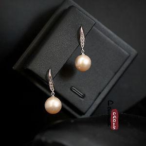 【送料無料】ピアス マザーオブパールピアス ピンクスターリングシルバーohrringe perlmutt kulturperlen runde rosa 925 sterling silber 10mm11mm f