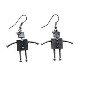 【送料無料】ピアス ピアス ロボットohrringe robotgirl 1