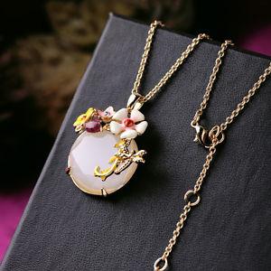 【送料無料】ネックレス クリップトンボオリジナルベージュcollier pendantif email fleur blanc libellule coccinelle beige original l5