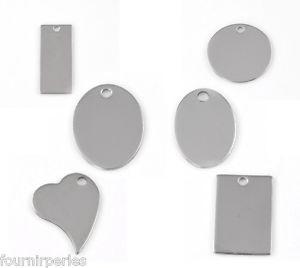 【送料無料】ネックレス ペンダントステンレススチール150 mixte pendentifs acier inoxydable 24x17mm38x16cm b22138