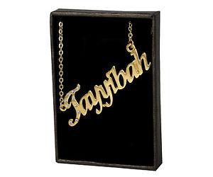 【送料無料】ネックレス クランプクリスマスnom collier tayyibah 18k plaqu or beau cadeau de nol pour elle