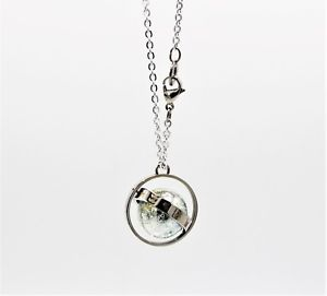 【送料無料】ネックレス イタリアビアンコムラーノcollana donna antica murrina vetro di murano made in italia art vn139 bianco