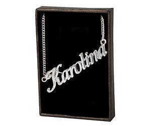 【送料無料】ネックレス ネックレスモードクリスマスnom colliers karolina 18k plaqu or mode fait sur mesure cadeau nol