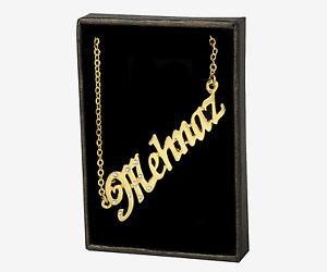 【送料無料】ネックレス クリップクリスマスnom collier mehnaz 18k plaqu or beau cadeau de nol pour elle