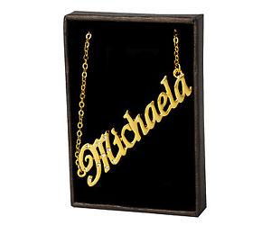 【送料無料】ネックレス クリップクリスマスnom collier michaela 18k plaqu or beau cadeau de nol pour elle