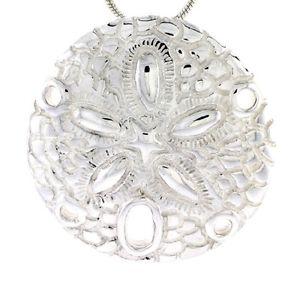 【送料無料】ネックレス デフォルトイタリアスターリングシルバーダラーargent sterling dollar de sable pendentif,sans dfaut qualit,457cm italien