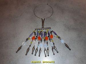 【送料無料】ネックレス クリップbijou collier artisanal n 20
