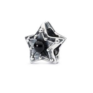 【送料無料】ネックレス ステラデルauthentic trollbeads star of purity tagbe00224 stella del capricorno