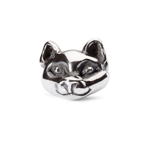 【送料無料】ネックレス ディガットauthentic trollbeads occhi di gatto 1004102009 wilful cat