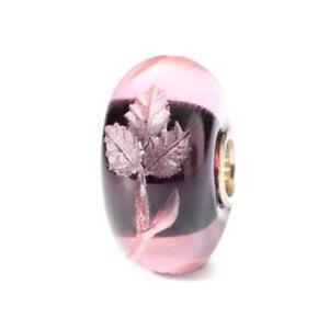 【送料無料】ネックレス オリジナルフクシアローザauthentic trollbead original engraved fuchsia tglbe20005 intarsio rosa