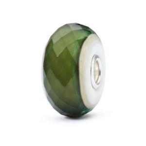 【送料無料】ネックレス バードauthentic trollbeads glimpse of green tglbe30021 verde speranza