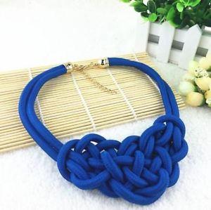 【送料無料】ネックレス コットンネックレスネックレスペンダントcoton collier collier imposant ras du cou collier amp; pendentif femmes cadeau