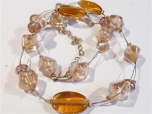 【送料無料】ネックレス ピンクイリュージョンカラーセットhm0717 jolie rose amp; miel illusion set collier