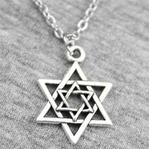 【送料無料】ネックレス デビッドペンダントネックレスsm fr55162 collier pendentif etoile de david pour femmes trendy