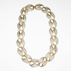 【送料無料】ネックレス メタルクランプbv114 * collier metal