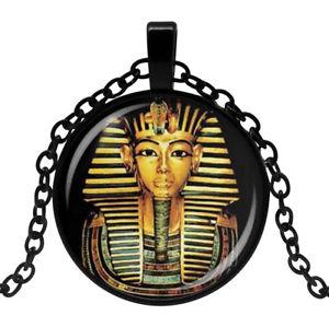 【送料無料】ネックレス ペンダントネックレスファラオエジプトcollier pendentif toutnkhamon pharaon gypte