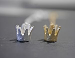 【送料無料】ネックレス ネックレスペンダントクラウンクイーンクイーンプリンセスゴールデンcollier couronne pendentif reine king queen princesse dor
