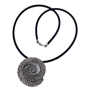 【送料無料】ネックレス ゴムシェルペンダントminott collier en caoutchouc avec coquille pendentif 21335