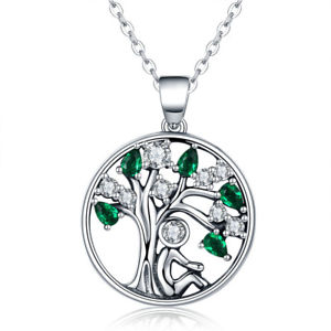 【送料無料】ネックレス ツリーpendentif arbre de vie femmes en argent sterling 925