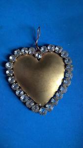 【送料無料】ネックレス ヴィンテージハートハートvintage coeur pectoral ou dcoratif heart