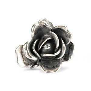 【送料無料】ネックレス ローズサディauthentic trollbead rose of june tagbe00032 rosa di giugno