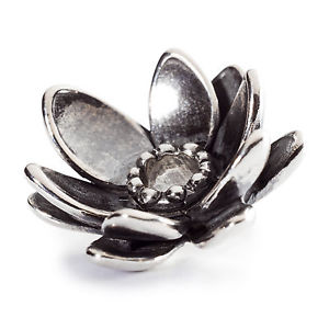 【送料無料】ネックレス authentic trollbead giant lotus tagpe00018 loto spirituale