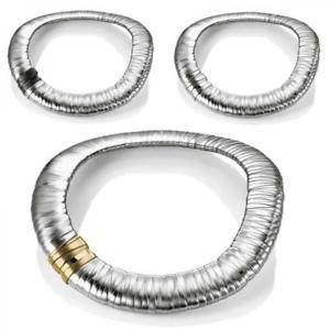 【送料無料】ネックレス エデンゴールドネロスネークcollana donna breil eden acciaio satinato girocollo xl gold nero snake