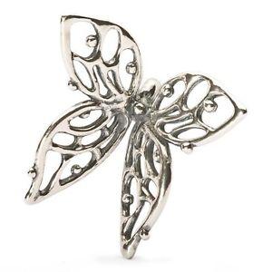 【送料無料】ネックレス アリディauthentic trollbead big butterfly tagpe00005 ali di farfalla