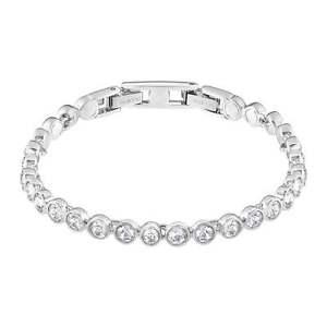 【送料無料】ネックレス スワロフスキーテニスエミリードナブレスレットbracciale swarovski tennis emily originale donna bracelet 1791305 cristalli