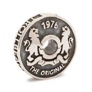 【送料無料】ネックレス トロールコーナートロールauthentic trollbead silver troll coin tagbe60006 moneta troll