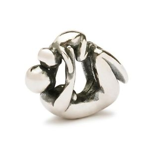 【送料無料】ネックレス シルバーauthentic trollbead silver maternity tagbe50032 maternita
