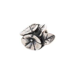 【送料無料】ネックレス デイフィオーリauthentic trollbead silver flower meadow tagpe00015 labbraccio dei fiori