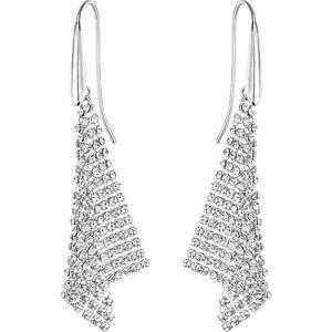 【送料無料】ネックレス スワロフスキーピコリイヤリングorecchini swarovski fit piccoli fazzoletto pendenti donna 5143068 earrings