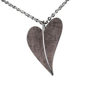 【送料無料】ネックレス デザインブロンズスチールernstes design cur vieux bronze grand an400 pendentif bijoux en acier sans