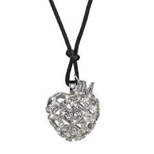 【送料無料】ネックレス ネックレスクリスタルボールハートペンダントmorellato collier pendentif en forme de coeur avec cristaux boule scv04