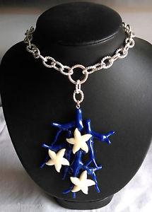 【送料無料】ネックレス ネックレスピンクパリコーラルjoli collier sign rose haylland paris made in france  corail etoil