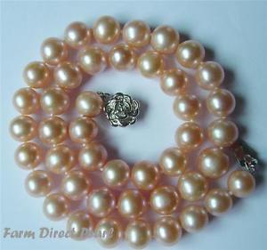 【送料無料】ネックレス パールネックレスガーランド457cm lustr aaa vritable de culture 910mm perle pche collier guirlande