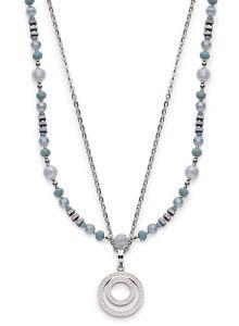 【送料無料】ネックレス レオナルドミサノクランプleonardo bijoux lot collier pour femme 88 misano de darlin 016692