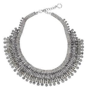 【送料無料】ネックレス ジュエリーcollana girocollo di strass ottaviani bijoux 480302