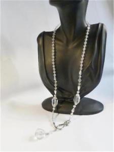 【送料無料】ネックレス ビーズクランプポーチw0069 fait la main collier perles pochette cadeau
