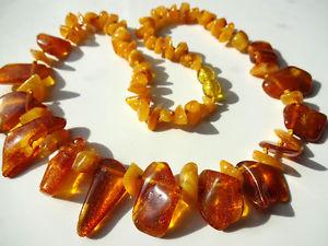 【送料無料】ネックレス クランプバルトnaturel collier ambre baltique