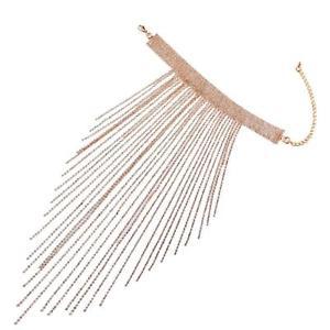 【送料無料】ネックレス パーティジュエリークリスタルチョーカーロングフリンジmagideal charm party jewelry crystal choker chunky long fringe tassels