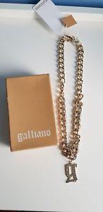 【送料無料】ネックレス アクセサリジョンガリアーノaccessoires john galliano femme