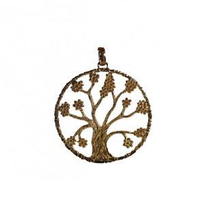 【送料無料】ネックレス ジュリーライフシルバーサイズツリーゴールドjulie julsen pendentif arbre de la vie argent dor taille l or pour femme 45cm