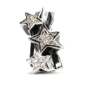 【送料無料】ネックレス authentic trollbead stelle cadenti tagbe00039 shooting stars