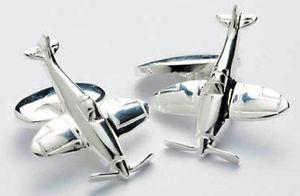【送料無料】メンズアクセサリ― スターリングカフスリンクカフスリンクsterling silver novelty spitfire cufflinks cuff link