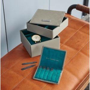 【送料無料】メンズアクセサリ― テッドベーカーアクセサリボックスted baker ash grey accessory box