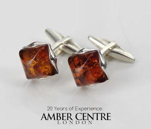 【送料無料】メンズアクセサリ― イタリア925カフスリンクバルトcf004 rrp80italian made classic 925 silver cufflinks genuine baltic amber cf004 rrp80